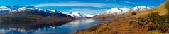 Loch Cluanie (Just hit 5 million views) Tags: blue sky mountains clouds loch rossshire lochcluanie cluanie