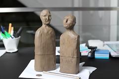 IMG_2047 (Skrekkgle) Tags: portrait art design award bust study clay edvard trophy prize much process facial emaa skrekkogle skrekkgle skrekkoglecom