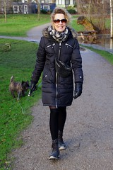 Tina and Otto (osto) Tags: dog pet animal denmark europa europe sony terrier zealand otto scandinavia danmark cairnterrier slt a77 sjlland osto alpha77 osto december2015