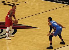 Damian Lillard vs Russel Westbrook