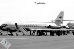 1964 (21)  (Baset Alghomari) Tags: aircraft libya raf caravelle civilianaircraft sudaviationcaravelle