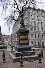_DSC4784 (Rustam Bikbov) Tags: december saintpetersburg monuments pushkin 1884 2015