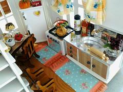 Artesanatos bu Janet (janet.oliveira19) Tags: de casa handmade artesanato barbie mini polly boneca reciclagem miniatura mdf mveis