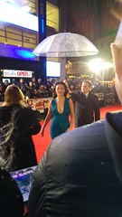 Catherine Zeta Jones at the Premiere of Dad's Army at Odeon Leicester Square (Julie Ramsden) Tags: leicestersquare premiere odeon catherinezetajones dadsarmy