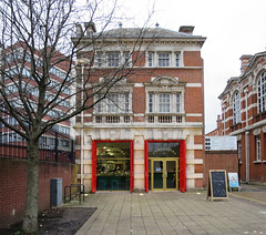 Old Fire Station Building, Tottenham Green