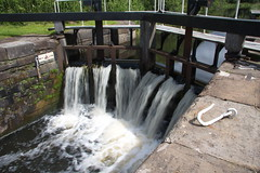 Forth & Clyde Canal Lock III (monyet_uk) Tags: clyde canal glasgow forth