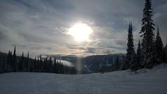 Sun Peaks weather (Ruth and Dave) Tags: trees sun snow weather dave skiresort snowboarder skier piste sunpeaks catrin weatherphotography sunpeaksresort todmountain