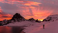 Nikonistes embusqus (Laurent Echiniscus) Tags: france montagne gr lacs pyrnes jeanpierre randonne aquitaine laruns ossau picdumidi ayous