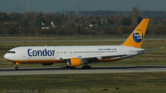 DUS/EDDL - 29.10.2005 (mdm-fotos.de) Tags: condor dus b767 eddl dabui