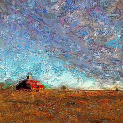 Hill Shape Sky (flynryon) Tags: art texture mike mobile digital portraits landscapes flickr artist canvas glaze adobe kansas shape figures impressionist fingerpaint ryon iphone artstudio scumble mashablecom awardtree fingerpaintedit flynryon iamda ipainter beesparkt paintbookca beesflite beesparkt:week=61