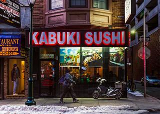 Sushi Drama | 歌舞伎寿司