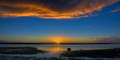 Peace (paulinuk99999 (lback to photography at last!)) Tags: sunset cloud landscape outdoors golden boat peace sundown harbour dorset southcoast bournemouth tranquil sandbanks poole purbeck lilliput paulinuk99999 sal1650f28