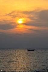 Sunset Dhanushkodi (jeevanan) Tags: ocean road old city blue sunset sea india church way lost nikon indian solo 1855mm 70300mm tamron tamil rameswaram nadu 70300 dhanushkodi d7000