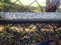 BATLE 663 (beengraffin) Tags: white up graffiti hit sandiego crew rest piece 663 nct streaker krew batle 663k batler 3xk hemp83 663c