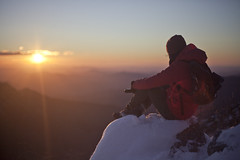 _6383 (Capelle.R) Tags: winter sun snow france cold nature sunrise trek canon season 50mm alone wind hiking summit neige froid cevennes 2016 lozere 5dm2 capelleromain