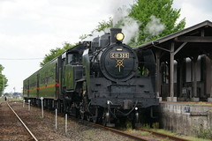C11-325 (piero-kun) Tags: japan steam sl c11    c11325