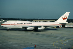 Japan Airlines Boeing 747-346 N213JL (c/n 23068) (Manfred Saitz) Tags: japan airport frankfurt boeing airlines 747 fra b747 743 rheinmain eddf 747300 b743 nreg n213jl