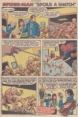 Spider-Man / Spoils A Snatch (micky the pixel) Tags: cake comics comic spiderman advertisement marvel reklame anzeige heft hostesscupcakes