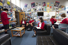 Rangitoto careers room