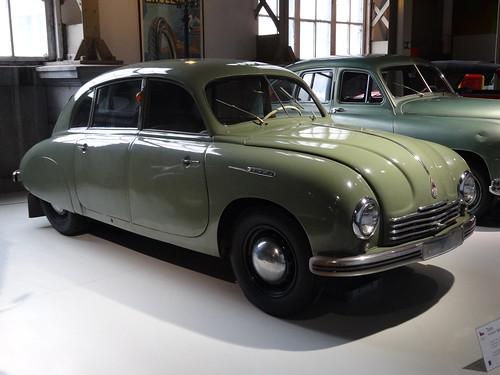 1951 Tatra 600 Tatraplan