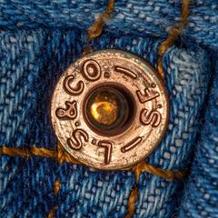 MM: Tags (No9 (Tony)) Tags: macro tag sigma jeans stitching denim material levis f28 stud 501 105mm macromonday canoneos5dmkii sigma105mmf28macroexdgoshsm