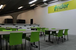 Centro de Documentación Especializado en Deporte INDER Medellín
