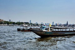 How to travel fast in Bangkok. #Chaoprayariver #bangkok #thailand #Thaiculture #thaiexpressboat #river #culture #asean #asia #asianculture #boat   #fujixt10 #fujifilm  #vscocam (pkanistha) Tags: river thailand boat asia bangkok culture fujifilm asean chaoprayariver thaiculture asianculture vscocam fujixt10 thaiexpressboat