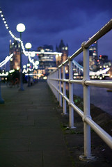 Tower Bridge in the background (Anthony Robinson Photography) Tags: sunset london thames towerbridge river evening