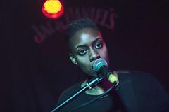 Youth Man @ The Sunflower Lounge 4 (preynolds) Tags: musician music rock concert birmingham punk raw dof singing gig livemusic noflash singer microphone southside mark2 tamron2470mm canon5dmarkii frontwomen counteractmagazine