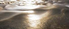 "Lumiere ""soie""_DSC1960 (hervv30140) Tags: france art water sunrise river artwork eau lumire rivire falls reflet paysage languedoc gard rflection cvennes"
