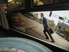 Better Call Saul Bus Billboard 5436 (Brechtbug) Tags: show street new nyc walter white signs man bus face its television hail yellow wall season for bill tv call king all remember with good name board telephone bad bob billboard advertisement bryan angry billboards actor saul amc avenue 7th better 29th spinoff breaking goodman odenkirk 2016 cranston my 01162016