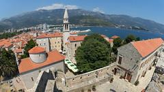Budva citadel (valerygl) Tags: montenegro budva черногория cityexplore