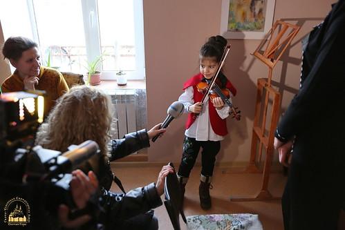 44. Japanese Ambassador's Visit to Svyatogorsk / Визит посла Японии в муз. школу г. Святогорска