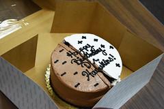 PN Junction Birthday Cake (aaronrhawkins) Tags: birthday college students cake happy sweet junction class celebration birthdaycake surprise slideshow professor silicon teach pn diode byu semiconductor brighamyounguniversity aaronhawkins semiconductordevices carlosvilorio ecen450