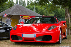 24h du Mans 2011 - Ferrari 430 Spider (Phautomobile.fr / Deux-Chevrons.com) Tags: auto classic car spider automobile ferrari voiture collection coche collectible collector f430 ancienne 430 ferrarif430 classique ferrari430 24hdumans 24heuresdumans ferrari430spider ferrarif430spider