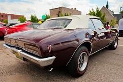 1968 Pontiac Firebird (hz536n/George Thomas) Tags: summer august firebird canon5d pontiac flint ef1740mmf4lusm cs5 backtothebricks