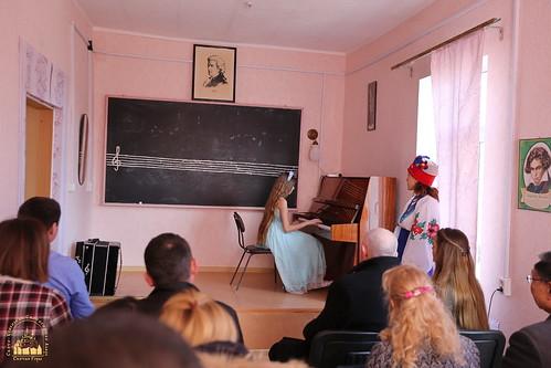 47. Japanese Ambassador's Visit to Svyatogorsk / Визит посла Японии в муз. школу г. Святогорска