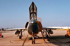 USAF, Convair F-106B Delta Dart (Ron Monroe) Tags: usaf interceptor convair unitedstatesairforce f106 deltadart tyndalafb williamtell1972