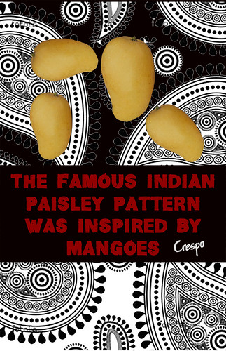 """Indian Paisley Pattern • <a style=""""font-size:0.8em;"""" href=""""http://www.flickr.com/photos/139081453@N03/25105055854/"""" target=""""_blank"""">View on Flickr</a>"""
