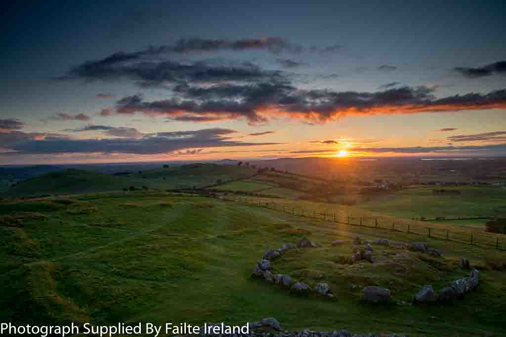 Loughcrew, County Meath - Loughcrew Cairns
