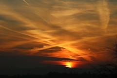 Sunrise (15 Mar 2016) #1 (Shaun Grist) Tags: sky sun sunrise cwmbran