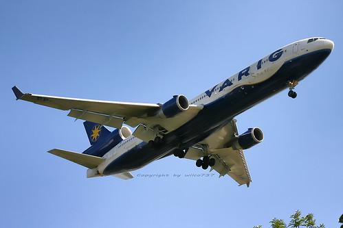 Varig McDonnell Douglas MD11 a