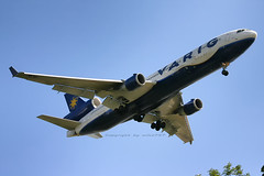 Varig McDonnell Douglas MD11 Approachi