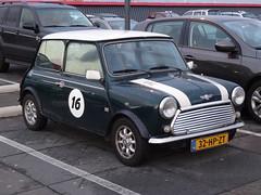 1995 Mini Cooper 1.3i (harry_nl) Tags: netherlands utrecht nederland mini cooper 2016 13i sidecode6 32hpzt