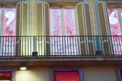 quotes, mystery ... (heliocucatojunior) Tags: barcelona windows spain lasramblas