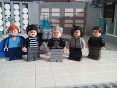 1st Doctor a (morpheus1856) Tags: rooms lego who aliens master doctor monsters tardis console villains companions legominifigure roundels