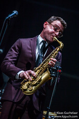 IMG_1668 (Klaas / KJGuch.com) Tags: concert availablelight gig livemusic jazz groningen ncc concertphotography jazzmusic benjaminherman oosterpoort dutchjazz newcoolcollective deoosterpoort johnbuijsman kjguchcom