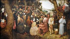 The Preaching of Saint John the Baptist (Mr. History) Tags: netherlands dutch religion baptism bruegel netherlandish