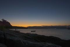 Pr do sol Balnerio do Ara (clodo.lima) Tags: pordosol praia portobelo araca