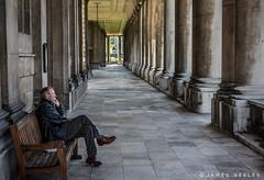 Contemplation (James Neeley) Tags: london greenwich jamesneeley royalnavalcollegechapel